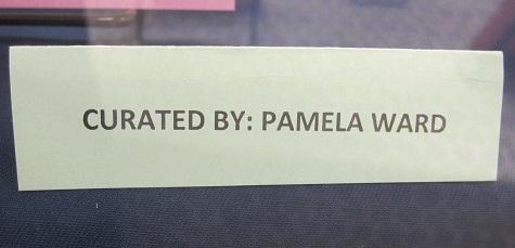 Curator--Pamela Ward
