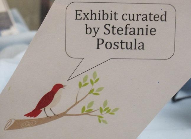 Curator--Stefanie Postula