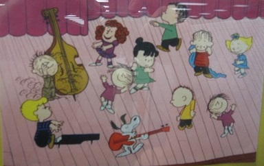 Dancing Scene from A Charlie Brown Christmas