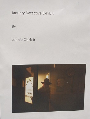Detective Exhibit--Curated by Lonnie Clark Jr.