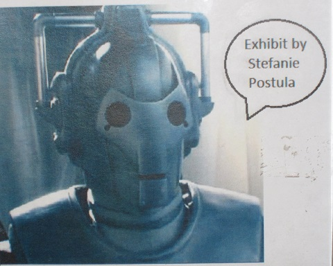 Doctor Who--Curator Card