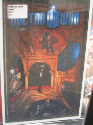 Doctor Who--Number 2 vol. 3