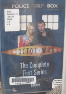 Doctor Who--The Complete First Series