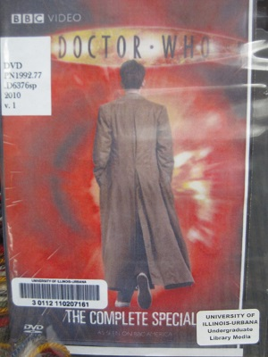 Doctor Who--The Complete Special