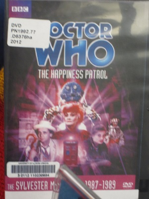 Doctor Who--The Happiness Patrol