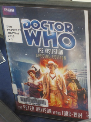 Doctor Who--The Visitation