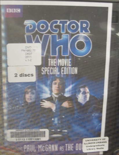 Doctor Who--The Movie--Special Edition