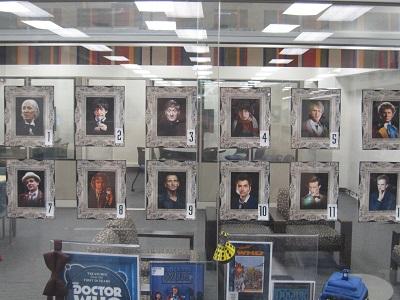 Doctor Who--Doctors