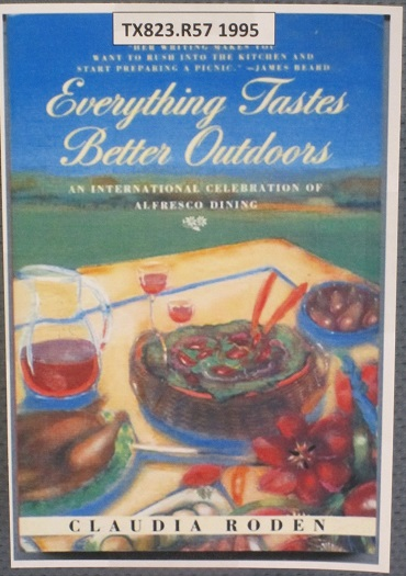 Everything Tastes Better Outdoors