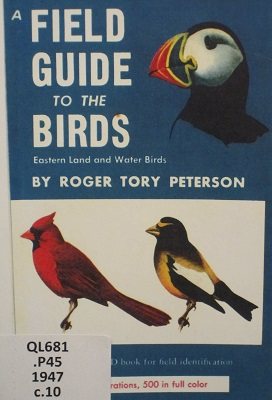 Field Guide to the Birds--Eastern Land and Water