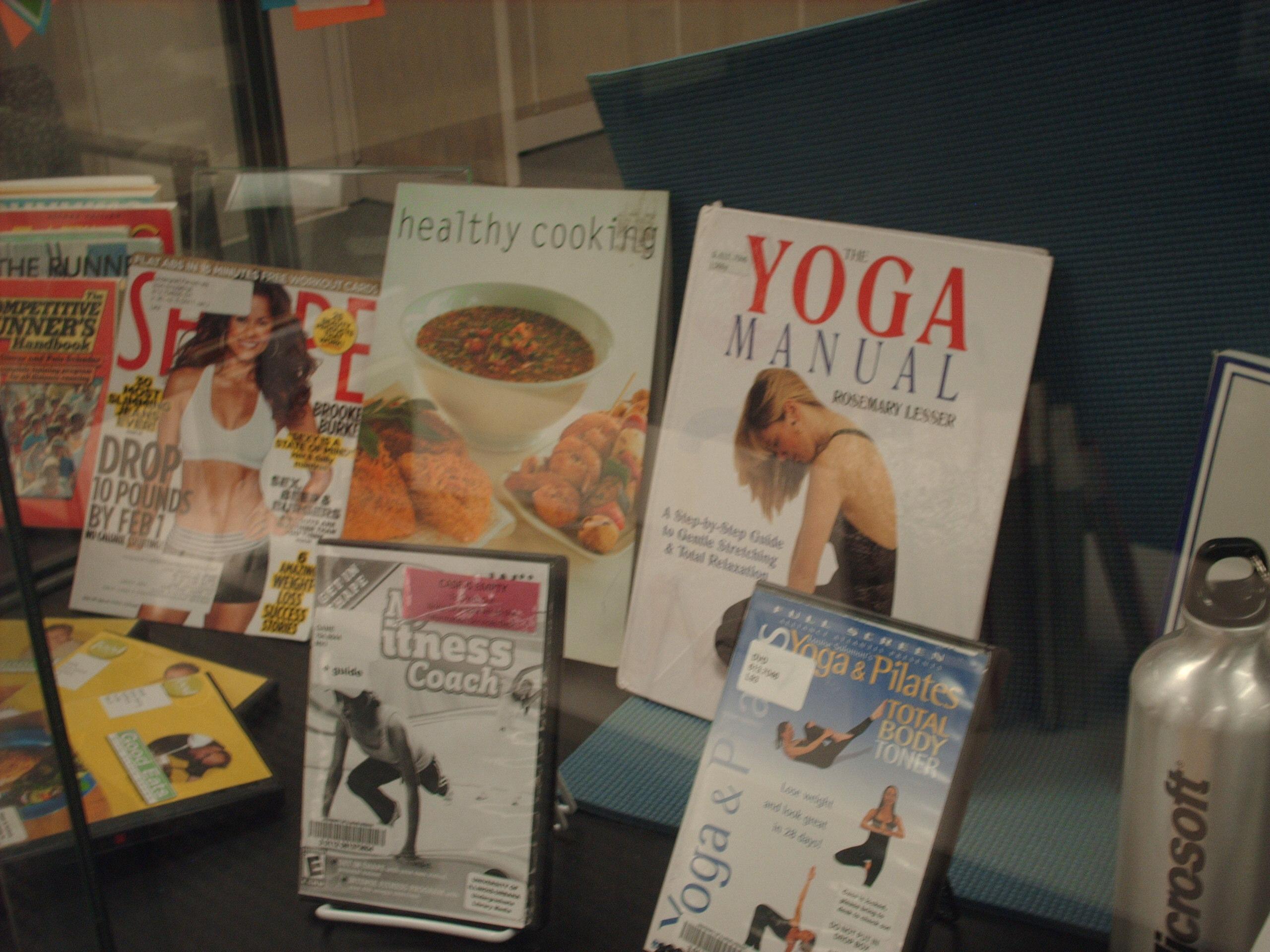 Spring Fitness--Books 2
