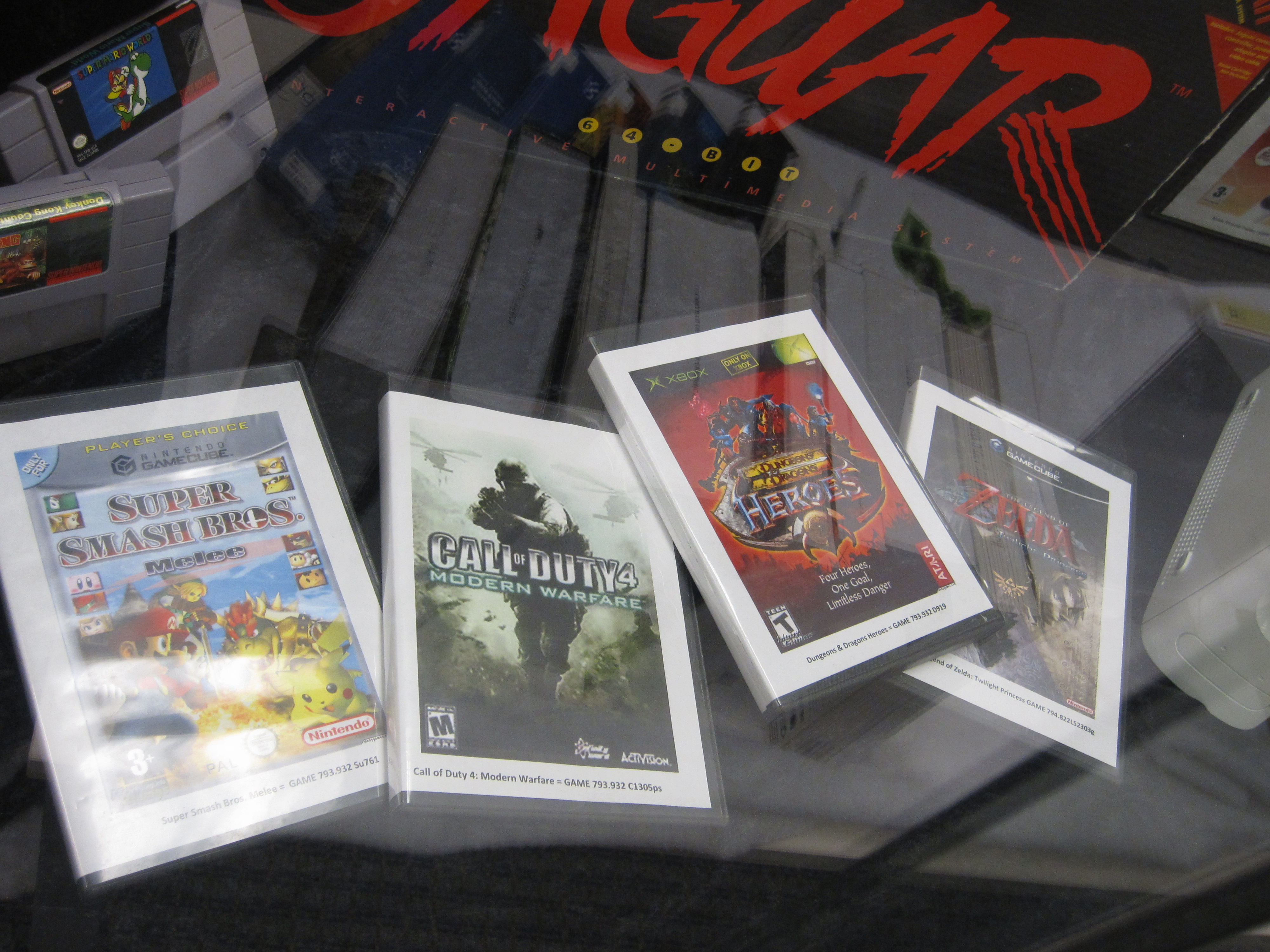 Game Varieties
