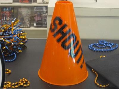 Grads 2015--Shout! Cone