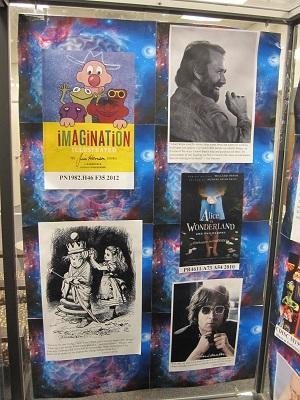 Imagination--left side--interior