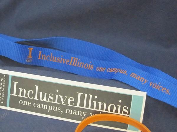 Inclusive Illinois lanyard