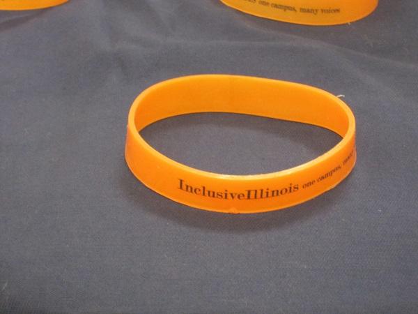 Inclusive Illinois wristband