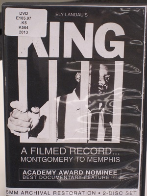 King--A Filmed Record...Montgomery to Memphis