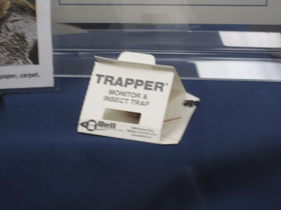 Library Pests--Bug Trapper