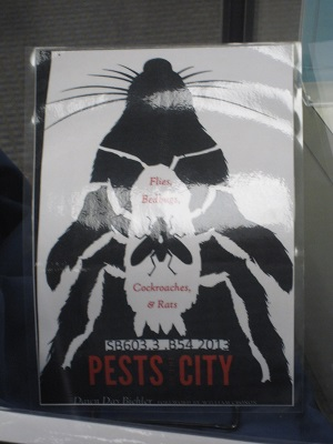 Library Pests--Pests City