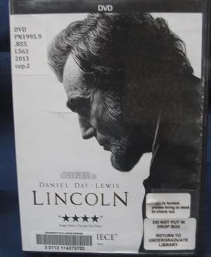 Lincoln--A Spielberg Film