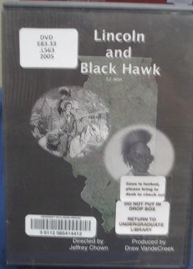 Lincoln and Black Hawk