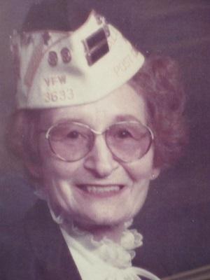 Muriel Eckelberg Allen--Army Nurse 1945 to 1973--Retired Lieut. Col. U.S. Army--World War II, Korea, Japan 1946 to 1948, Germany 1953 to 1956, Belgium 1967 to 1969 & Vietnam 1969 to 1970. Bronze Star Medal--Iowa's first VFW Commander