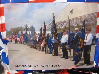 Maquoketa VFW Post 3633--Maquoketa, Iowa