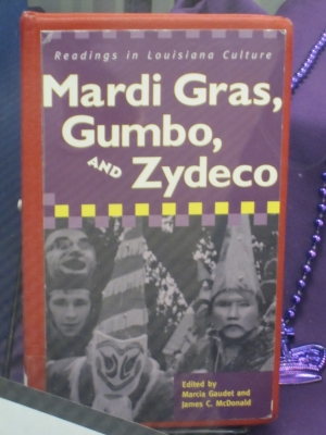 Mardi Gras, Gumbo and Zydeco