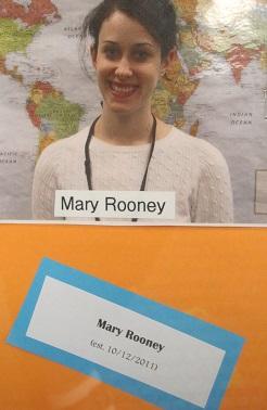 Mary Rooney