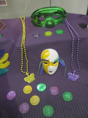 Masks, Necklaces and Coins