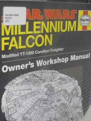 Millenium Falcon--Owner's Workshop Manual