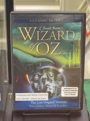 Original Wizard of Oz film