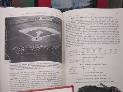 Page Spread--Baseball Diamond