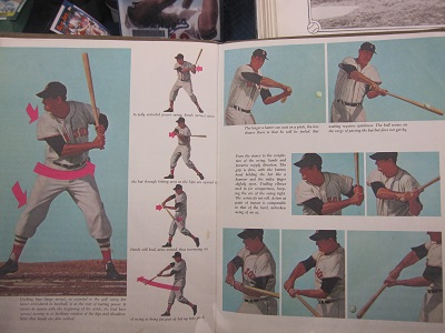 Page Spread--Batting