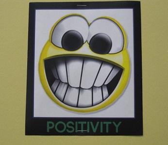 Positivity--Smiley Face