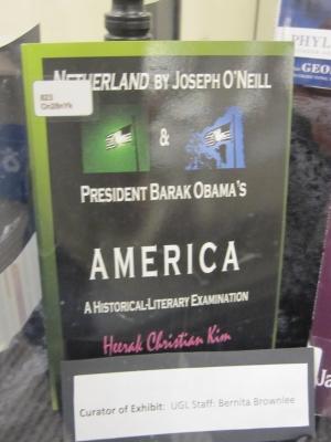 President Barack Obama's America