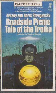 Roadside Picnic Tale of the Troika