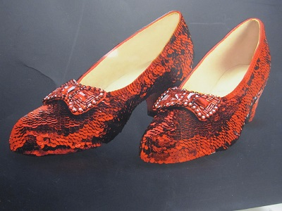 Ruby Slippers--photo