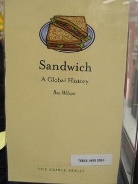Sandwich--A Global History