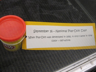 National Play-Doh Day