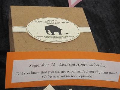 lephant Appreciation Day
