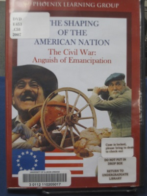 Shaping of the American Nation