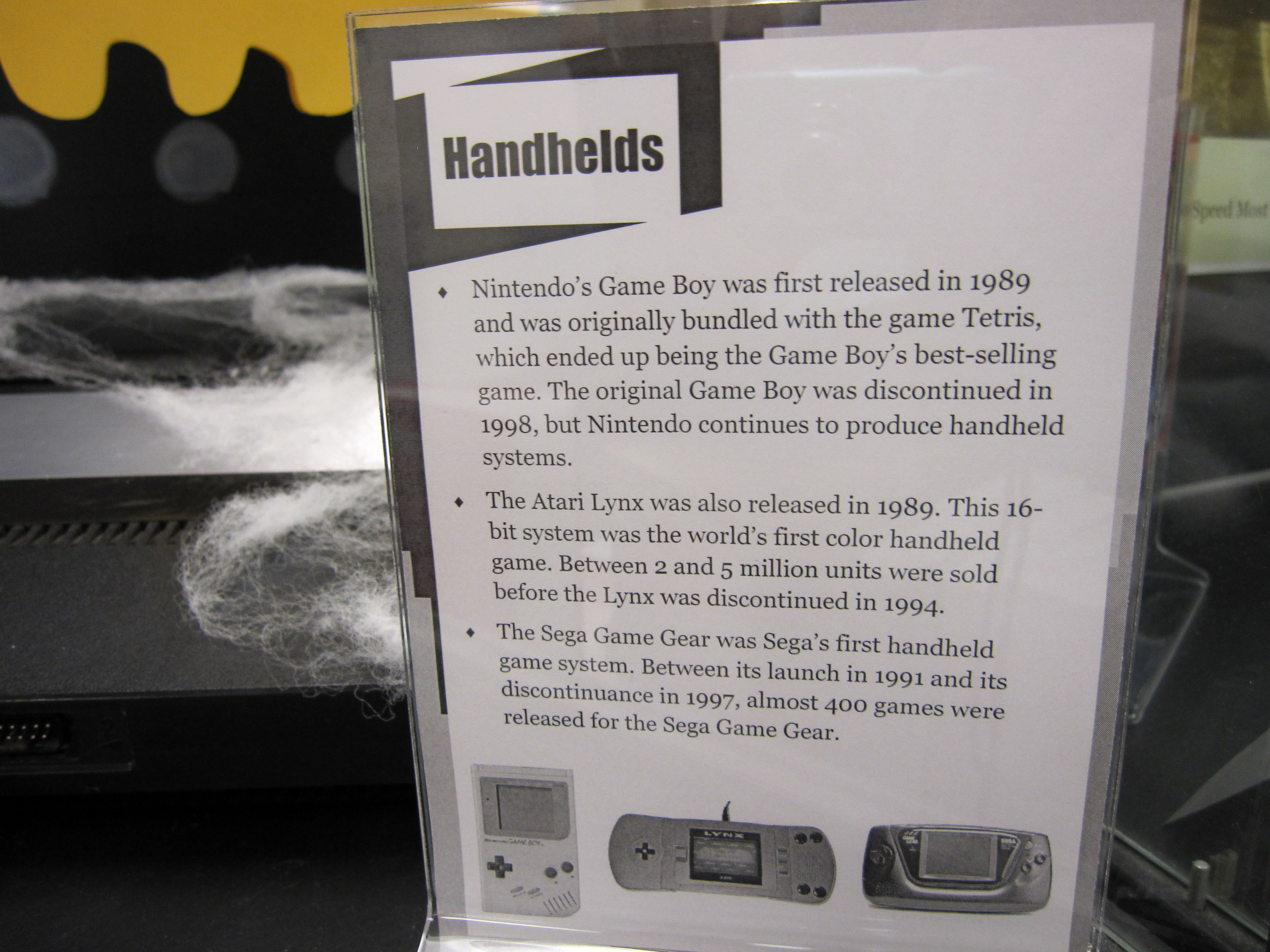 Spooky Games--handhelds