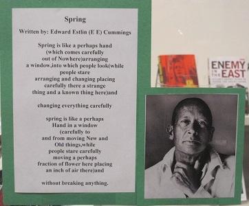 Spring by E. E. Cummings