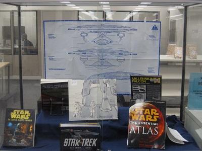 Star Trek and Star Wars--Whole Case
