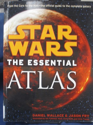 Star Wars--The Essential Atlas