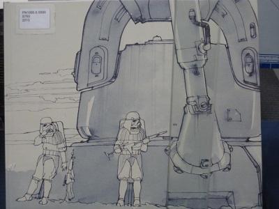 Star Wars Art--Concept