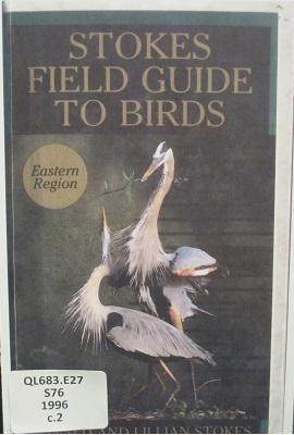 Stokes Field Guide to Birds--Eastern Region