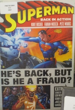 Superman--Back in Action