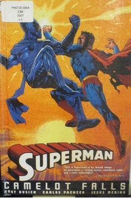 Superman--Camelot Falls